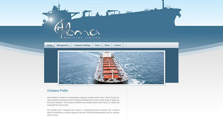 almamaritime.com