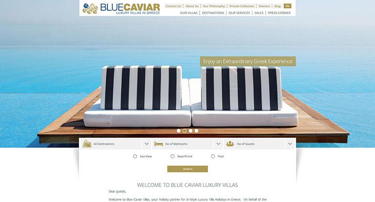 bluecaviarvillas.com
