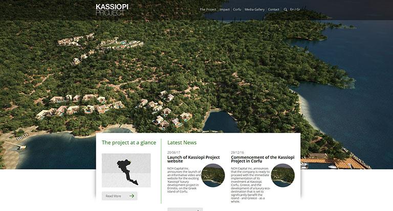 kassiopiproject.com