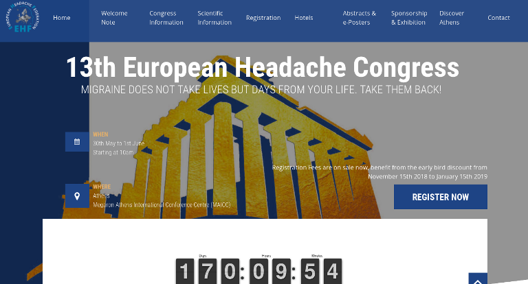 European Headache Congress