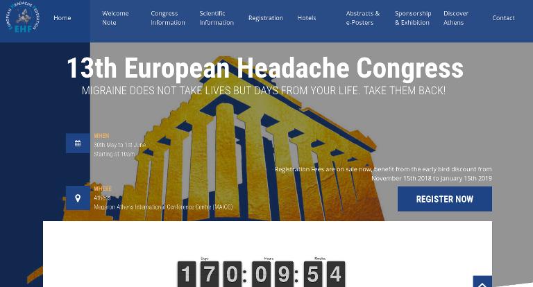 European Headache Congress
